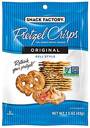 Snack Factory Pretzel Crisps - 1.5oz Bag