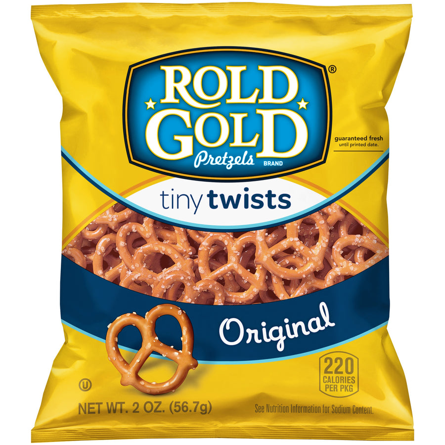 Rold Gold Tiny Twists 2oz Bag