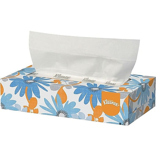 Kleenex Standard Facial Tissues 100/box