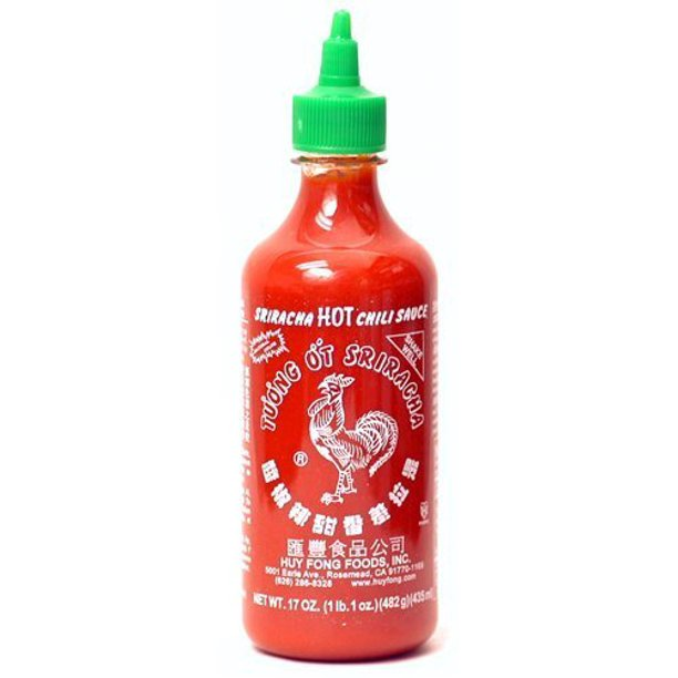 Huy Fong Sriracha Hot Chili Sauce 17oz