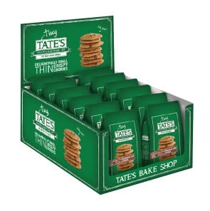 Tate's Tiny Chocolate Chip Cookies 24/1oz Bags