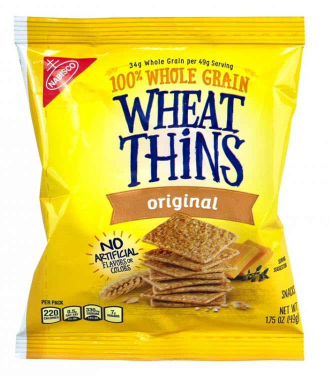 Nabisco Wheat Thins 1oz Bag