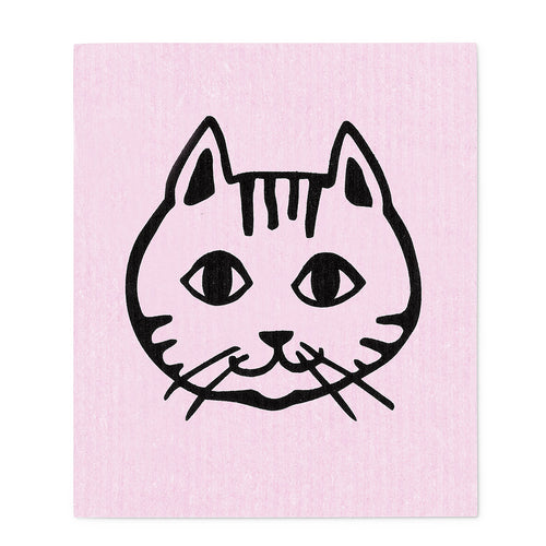 DC Cat Face Pink 1