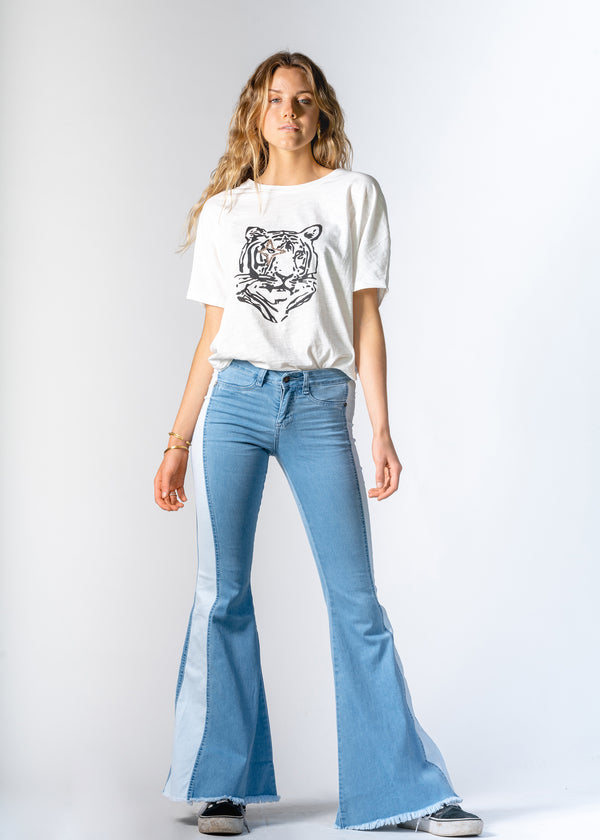 Jeans Cher blue ice