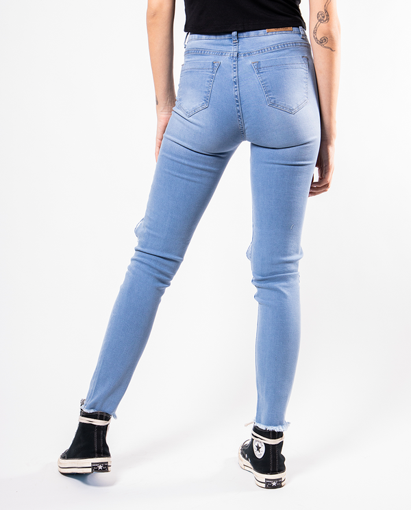 Jeans Rony Ice Ripped