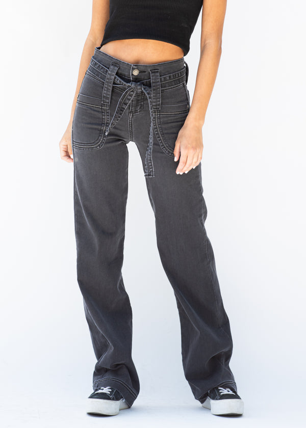 Jeans Alicia Gris