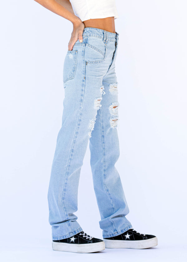 Jeans Fran Ice