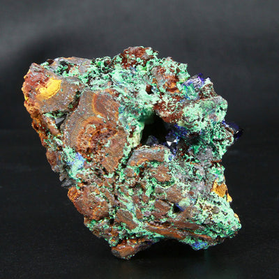 Azurite Crystal Specimen from Laos