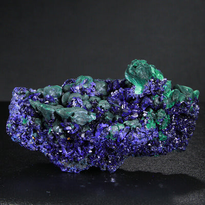 Azurite & Malachite from Laos