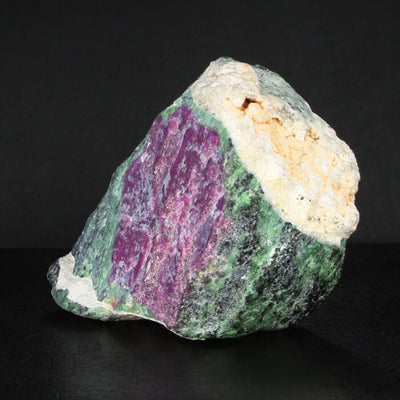 Ruby Crystal in Zoisite