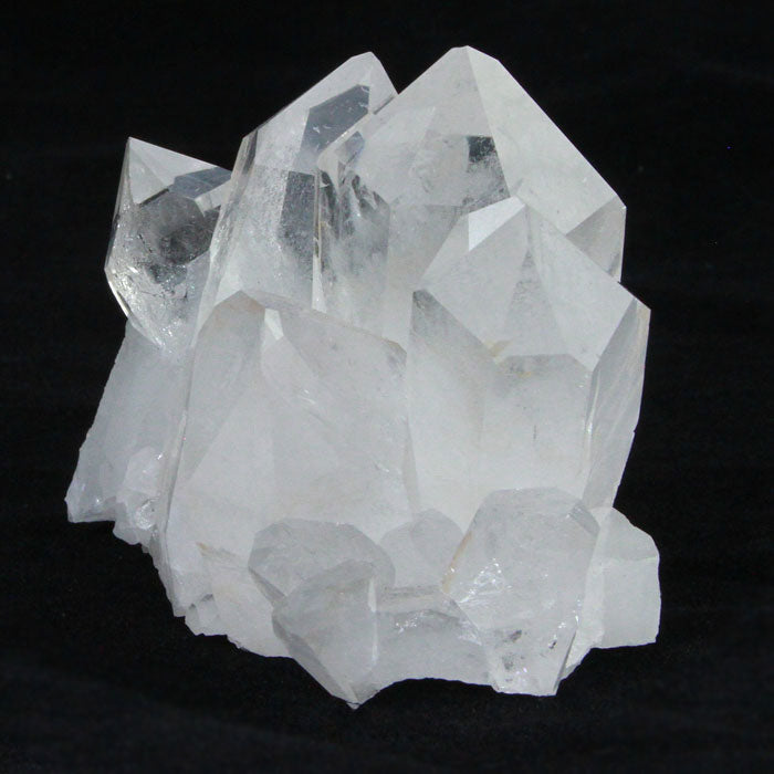 Brazil Clear Quartz Crystal Cluster