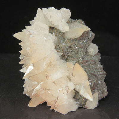 Spikey Calcite Specimen from China