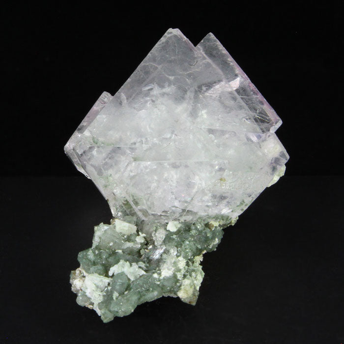 Clear Transparent Fluorite Crystal from China