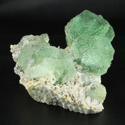 Green Fluorite Specimen from China