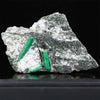 Chinese Emerald Crystal Specimen on Matrix