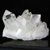 Clear Quartz Crystal Cluster Specimen clear