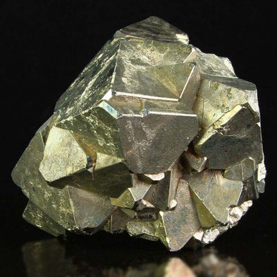 Iron Pyrite Crystal Mineral Specimen