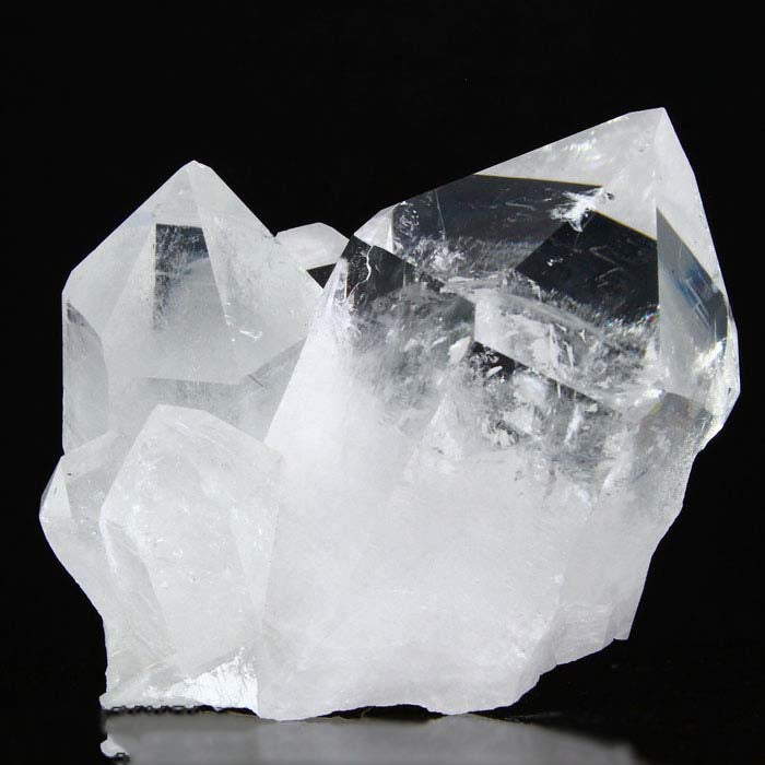 Clear Quartz Crystal Raw Specimen