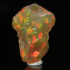 Welo Ethiopian Opal Cutting Rough Raw Orange Base