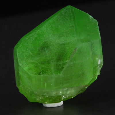 Green Peridot Crystal from Pakistan