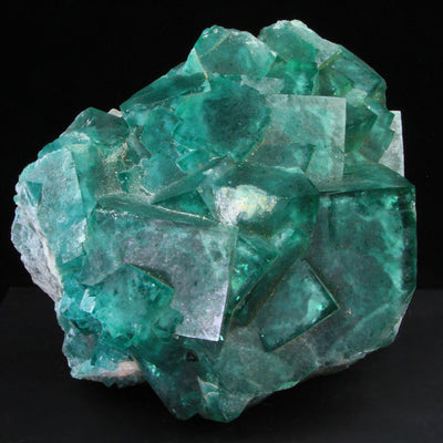 Large Madagascar Daylight Fluorescent Fluorite