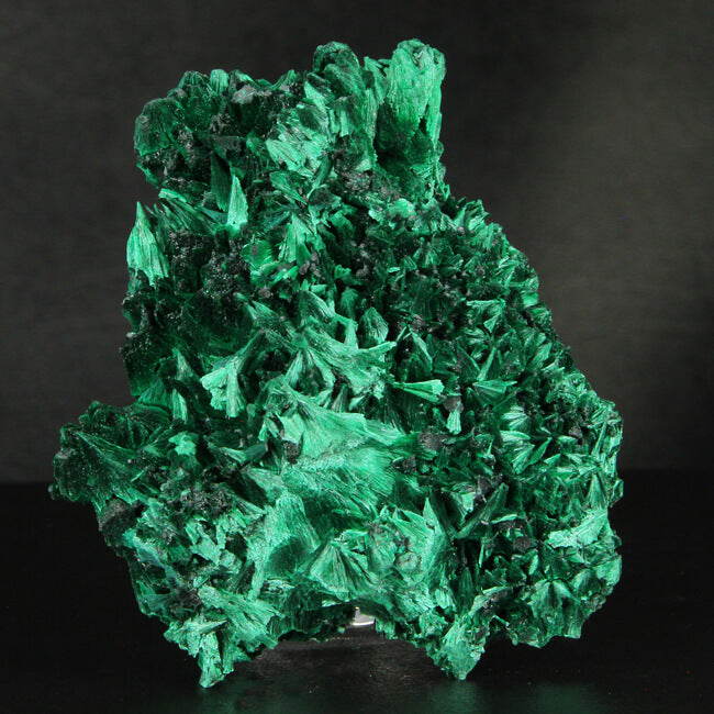 Malachite Mineral Specimen from Democratic Republic of Congo