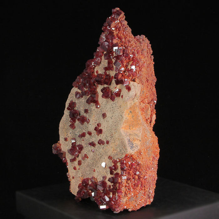 Red Vanadinite Crystal Specimen
