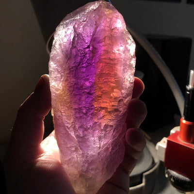 Natural Ametrine Crystal
