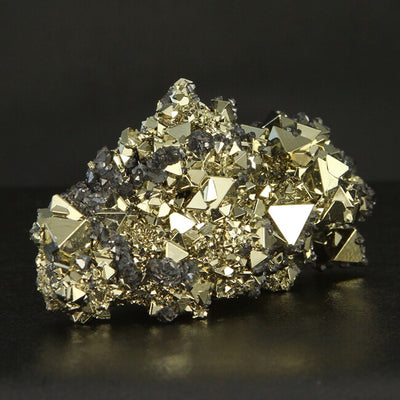Pyrite and Sphalerite