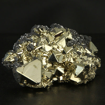 Pyrite and Sphalerite from Peru