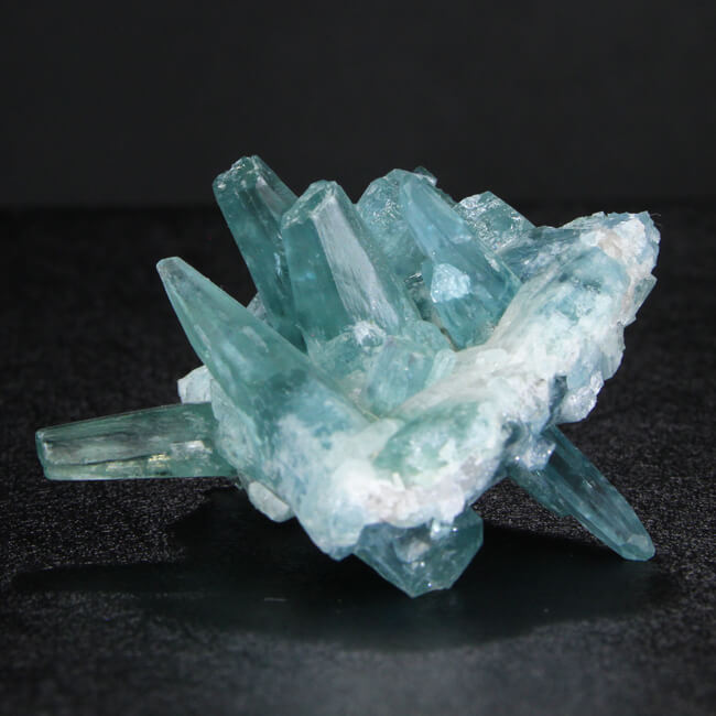 Mimoso do Sul Aquamarine crystals