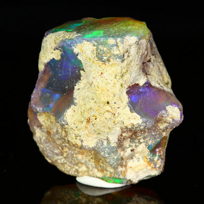 Ethiopian Opal Rough Crystal for Sale