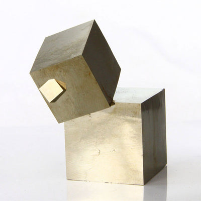Pyrite Cube Crystals Spain