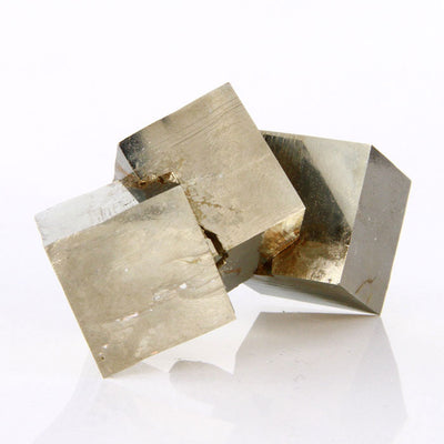 Spanish Pyrite Crystal Cluster
