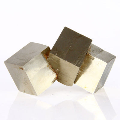 Pyrite Crystal Specimen from Spain