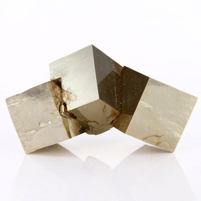 Cubic Pyrite from Navajun Spain