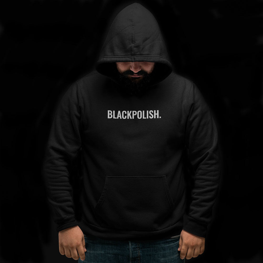 Blackpolish Hoodie Model