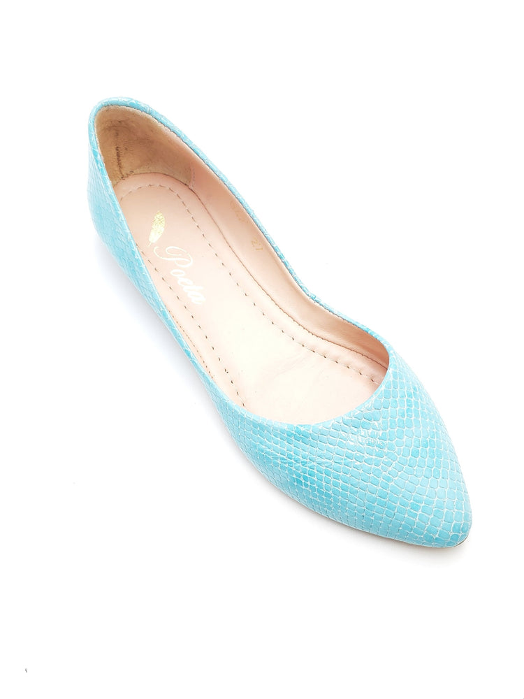 Turquoise Pointe Flats