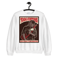 T Dog Greaser Sweatshirt (Colour Artwork)