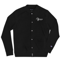 T Dog Logo Bomber Jacket