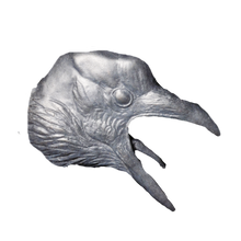 Load image into Gallery viewer, 2004 Prix de West Bolo, Calling Raven by Tony Angell collection silver