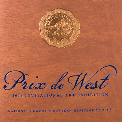 2016 Prix de West Exhibition Catalog