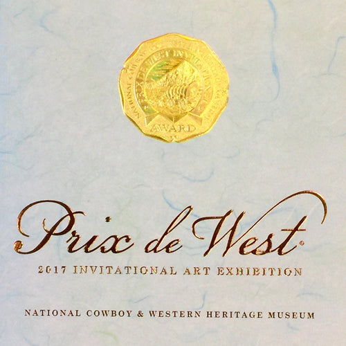 2017 Prix de West Exhibition Catalog