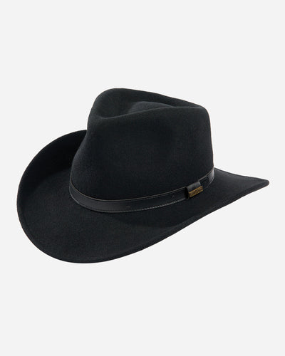Pendleton Black Outback Hat