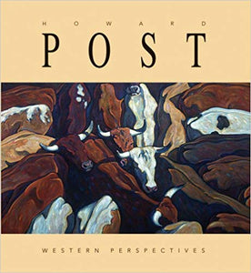 Howard Post western perspectives coffee table book art american Jerry Smith essay
