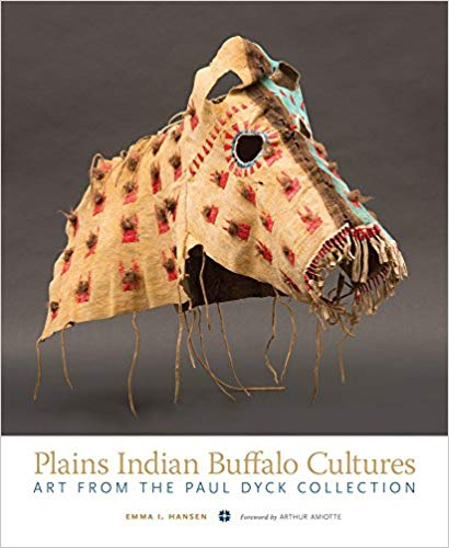 Plains Indian Buffalo Cultures art form Paul Dyck collection by Emma Hansen
