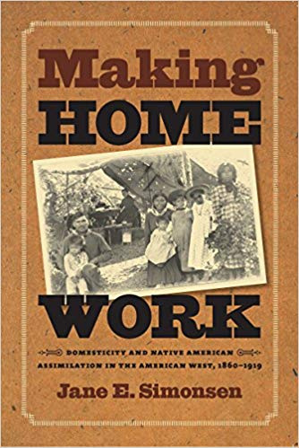 Making Home Work american west book native american women