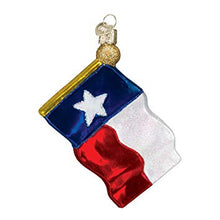 Load image into Gallery viewer, Texas Flag Ornament
