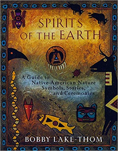 Spirits of the Earth: A Guide to Native American Nature Symbols, Stories, and Ceremonies mystical shaman knowledge from native american tribes