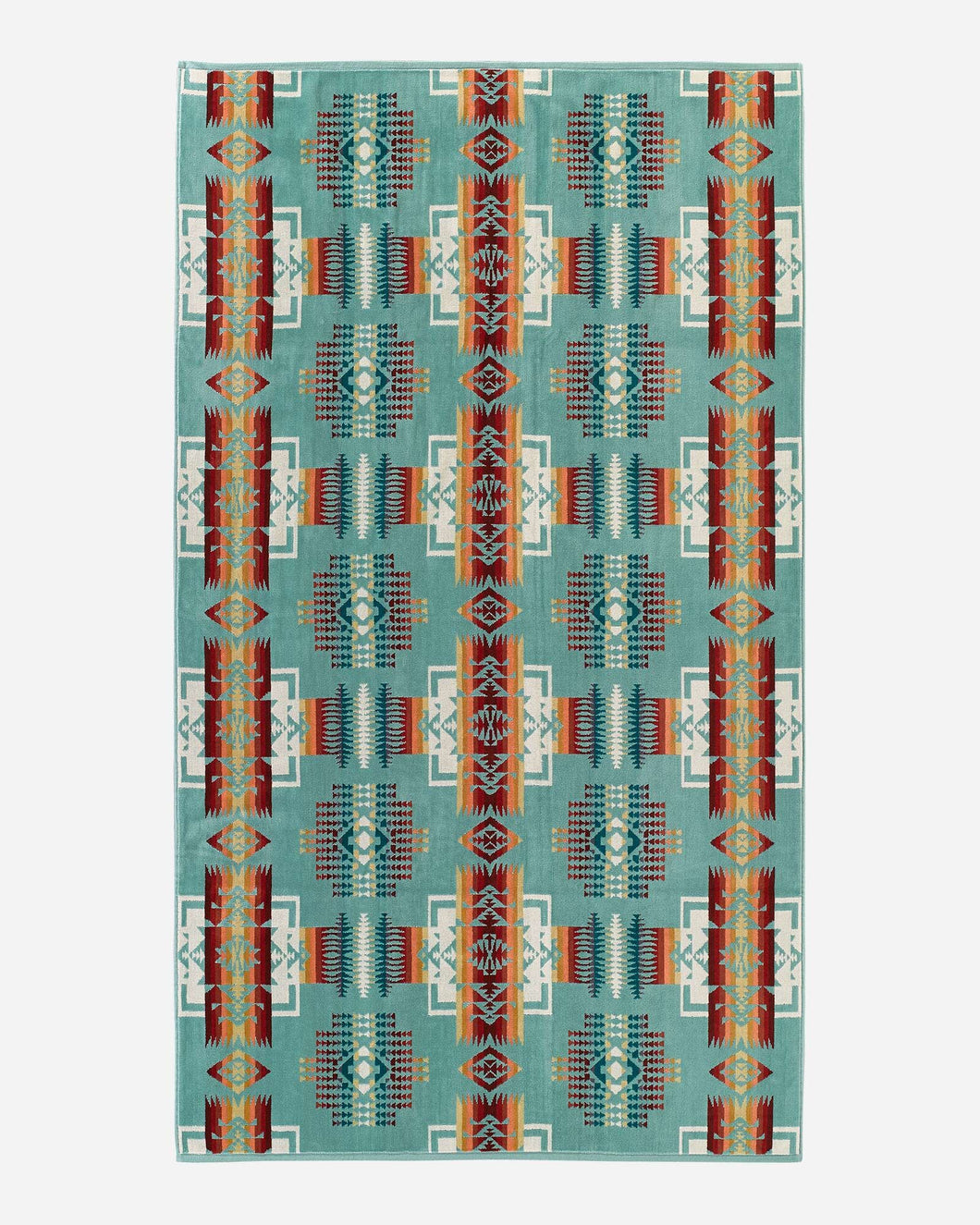 Aqua Chief Joseph Towel